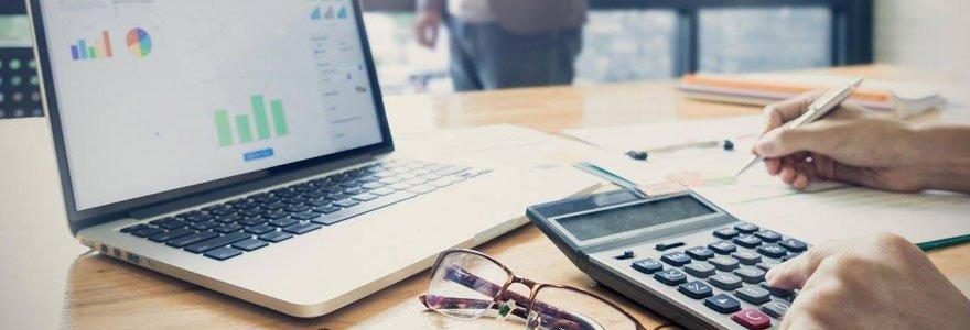 Cabinet d'expert comptable en ligne