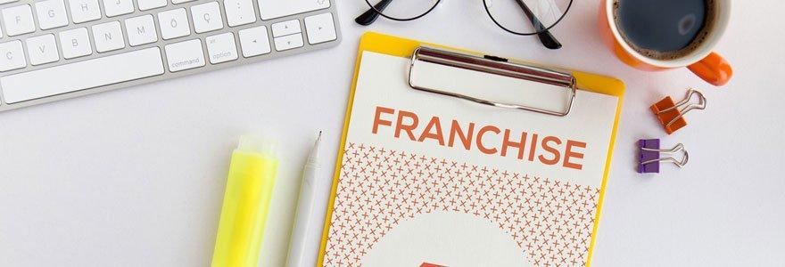 Franchise en France