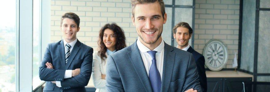 Les dirigeants d'entreprise